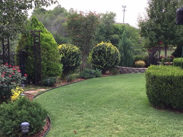 landscape design tulsa