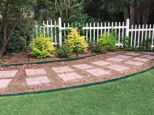 OKC landscaping and pavers