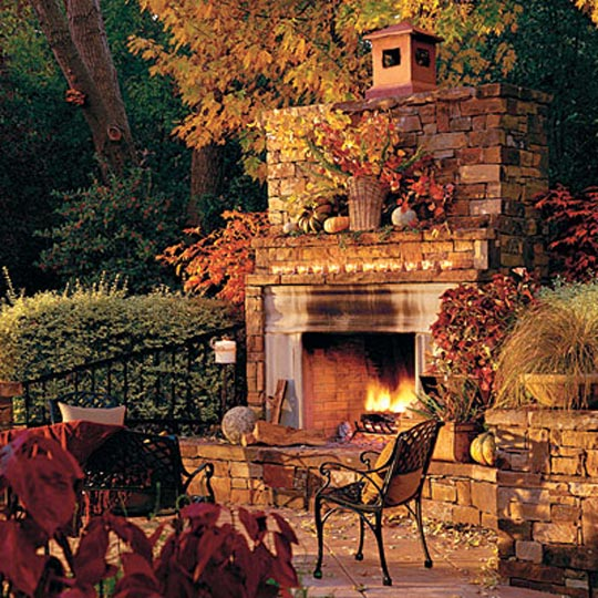 Home Infatuation Blog - Dream Design Live Luxury Outdoor ... on Southern Outdoor Living id=51150
