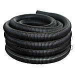 Solid Corrugated Drain Pipe for Earth Tubes
