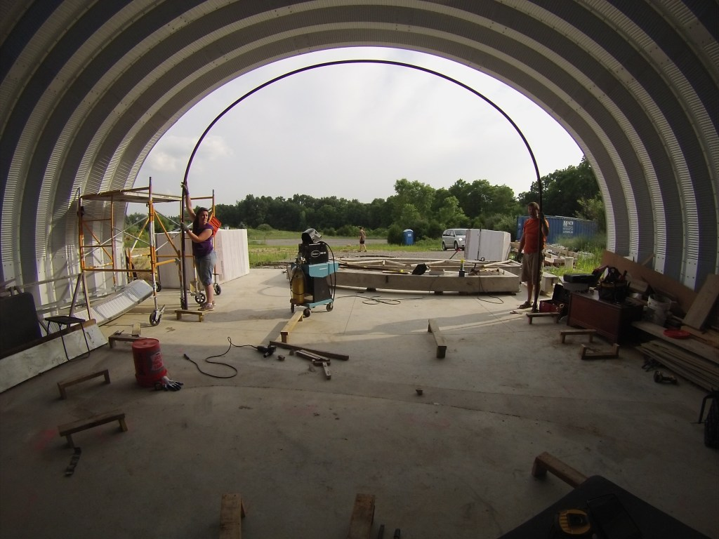 Elliptical Arch