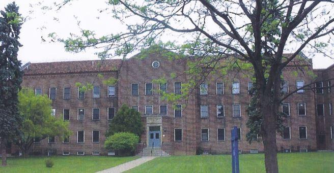 Elliot Hall at Willard