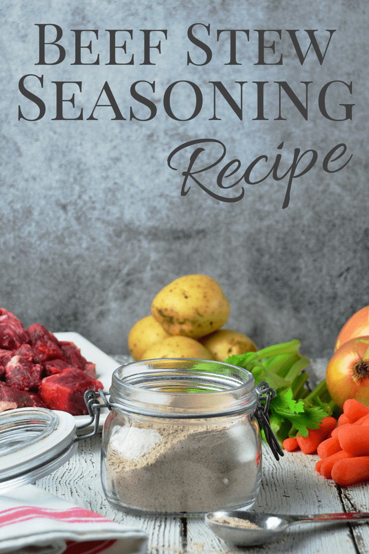 Beef Stew Seasoning Mix
