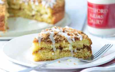 Double-Streusel Coffee Cake