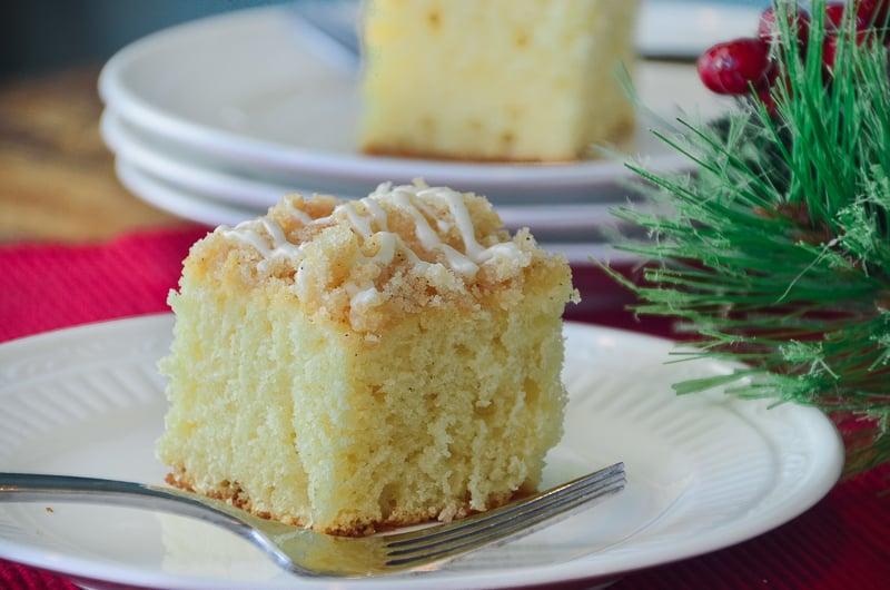 Eggnog cake-20