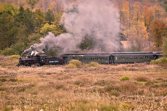 Arcade & Attica Railroad
