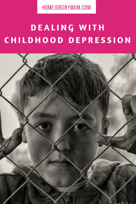 Dealing with Childhood Depression