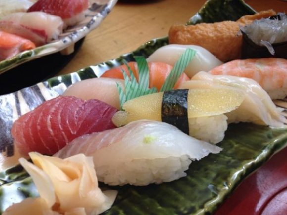 sushi experience gifts