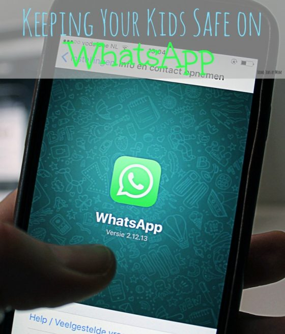 Keeping Your Kids Safe on WhatsApp