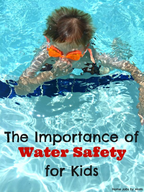 The Importance of Water Safety for Kids #WaterSafety #CG