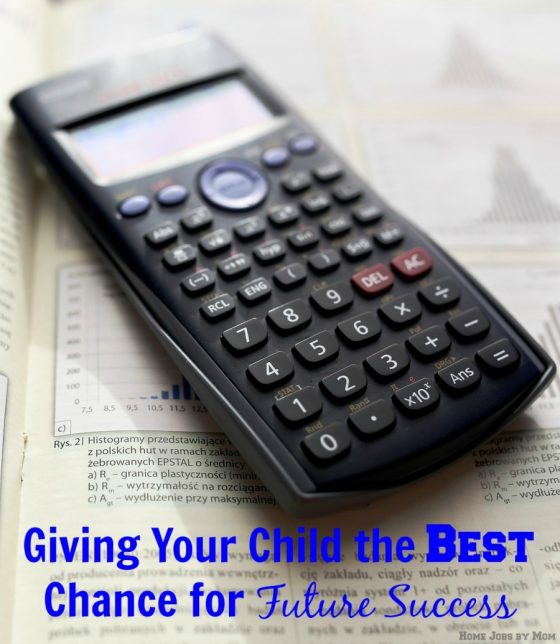 Giving Your Child the Best Chance for Future Success #Learn365 #IC #ad