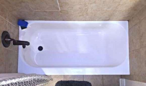 my clean tub