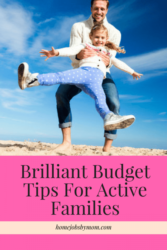 Brilliant Budget Tips For Active Families