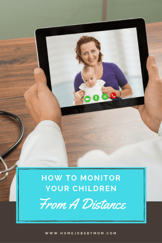Child Safety Tips: How To Monitor Your Children From A Distance