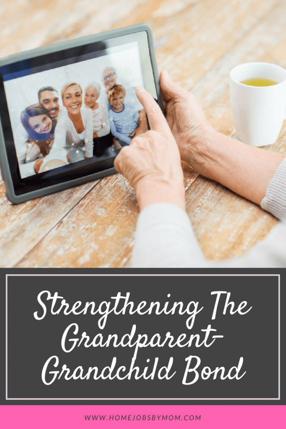 Strengthening The Grandparent-Grandchild Bond