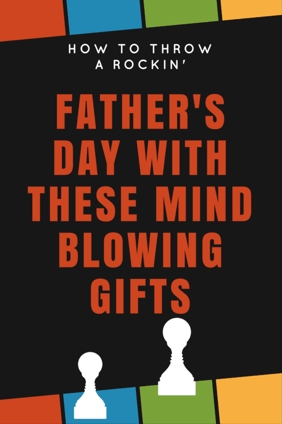 6 Unique Fathers Day Gift Ideas That Will Blow His Mind + Giveaway