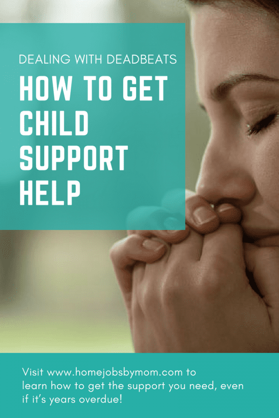 How to Get Child Support Help