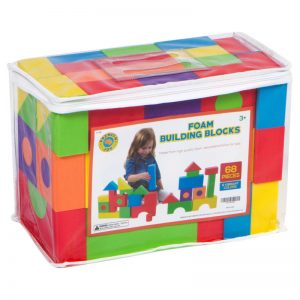 Foam Building Blocks Set Giveaway