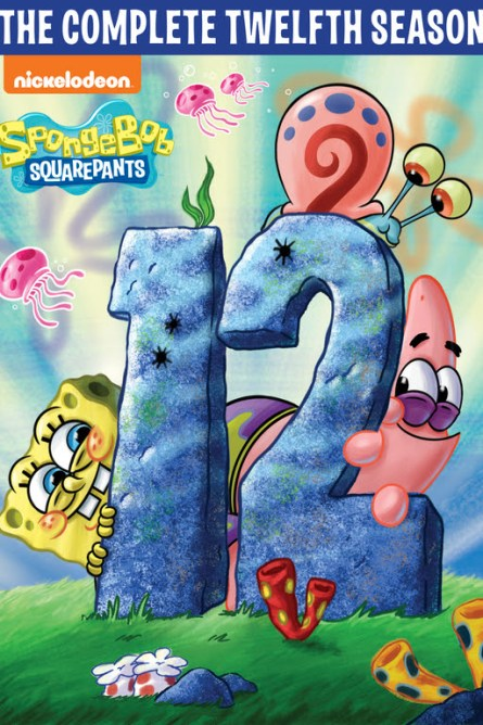 SpongeBob SquarePants Twelfth Season DVD