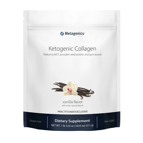 Metagenics Ketogenic Collagen