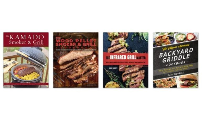 Barbecue And Grilling Cookbooks