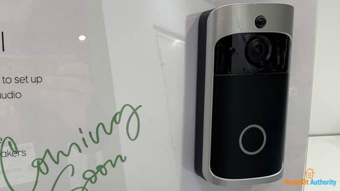 Avia smart video doorbell homekit