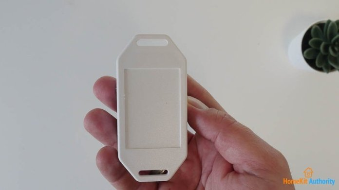 Wireless sensor device