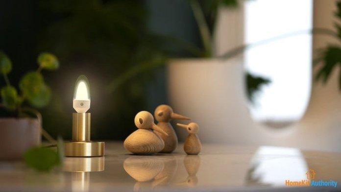 LIFX candle HomeKit
