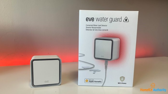 Eve Water guard review