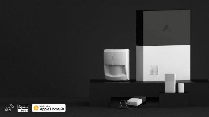 abode smart security kit homeKit support