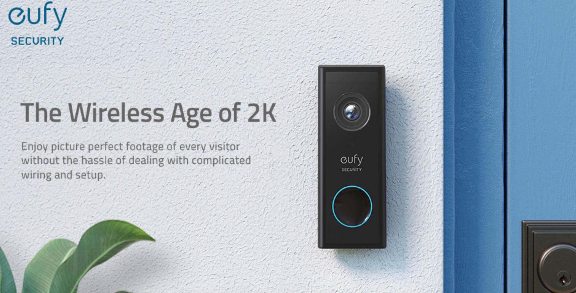 Reports suggest Eufy Video Doorbell gains HomeKit support