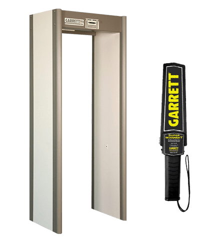 Homeland Safety Systems Inc_Garrett Metal Detector Authorized Dealer