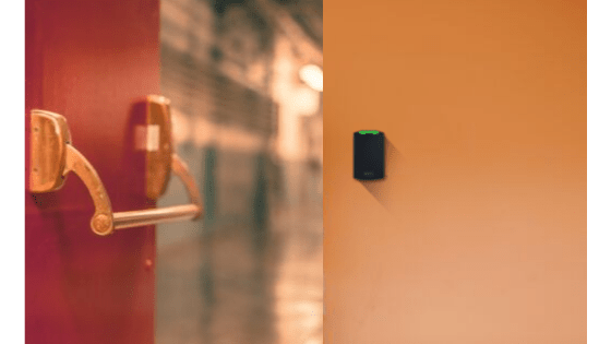 Access Control to Protect Students & Staff
