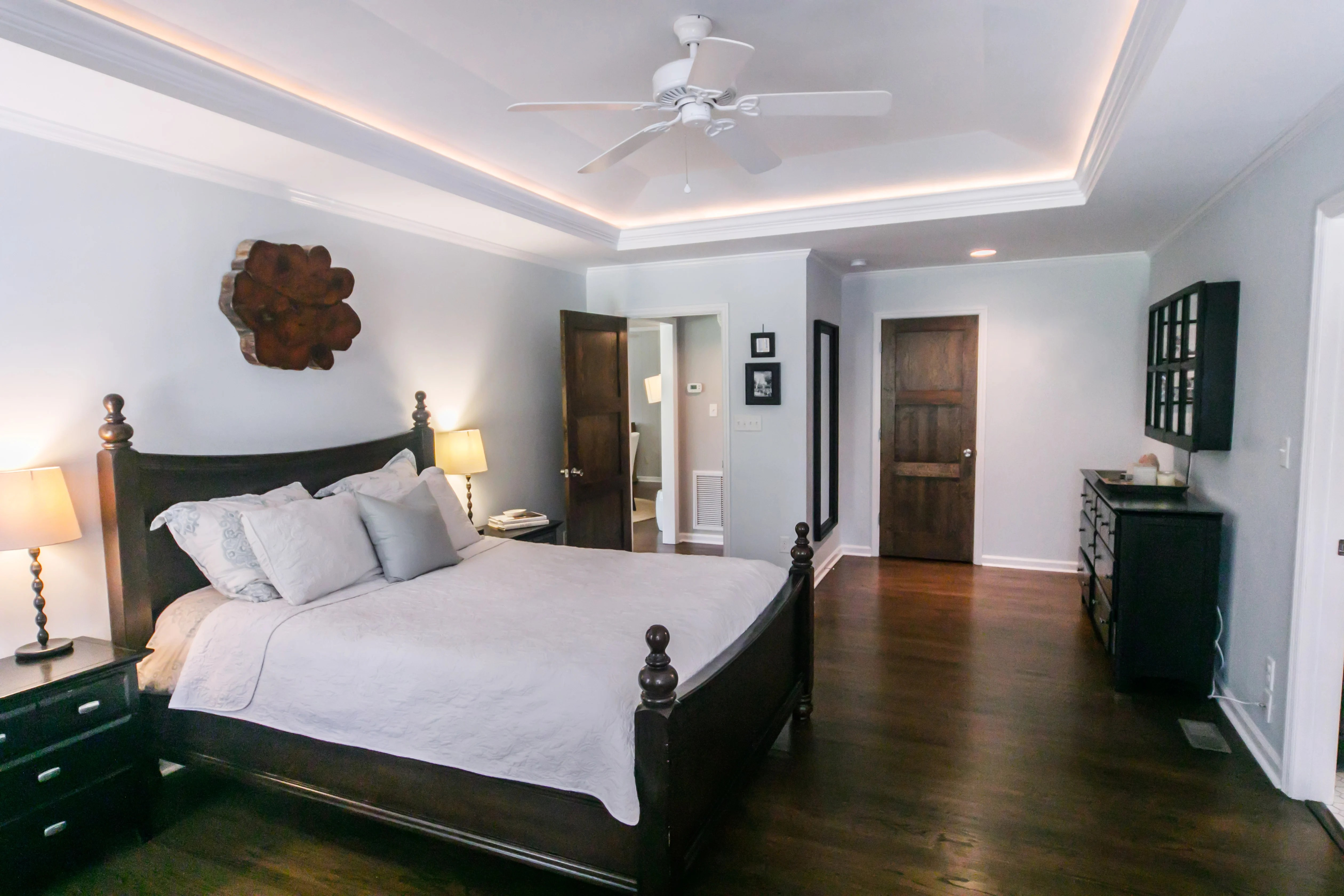 I am installing a ceiling fan into a bedroom that had no previous ceiling fan/light. 2021 False Ceiling Designs For Bedroom Homelane Blog