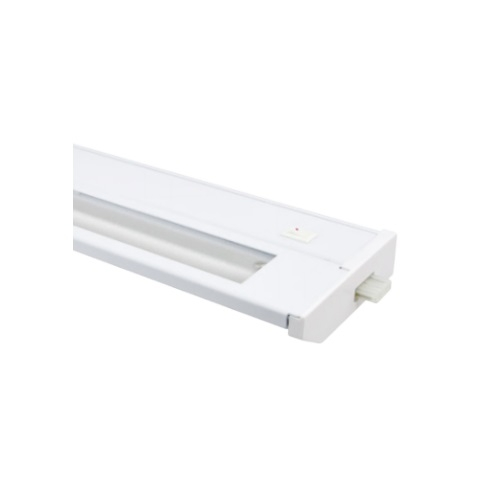 american lighting 32 in 80w priori xenon led undercabinet light dimmable 315 lm 2700k white 043x 4 wh