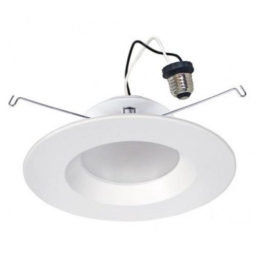 sylvania led light fixture ledvance 6 in 10w led recessed downlight kit dimmable e26 700 lm 120v 3000k white led rt56 700 930 2h