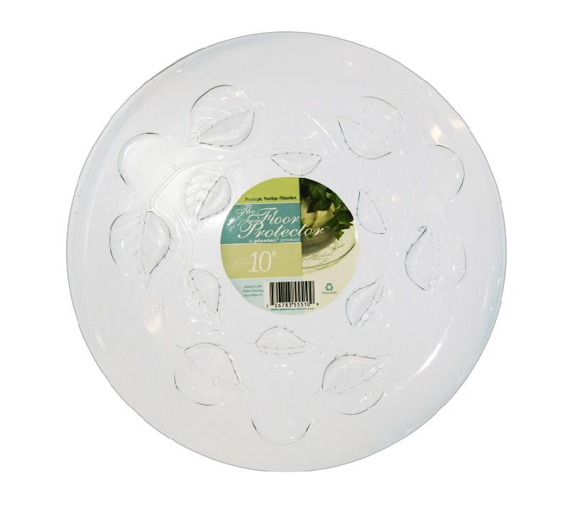 Plastec 10 Floor Protector Saucer Homeleigh Garden Centres
