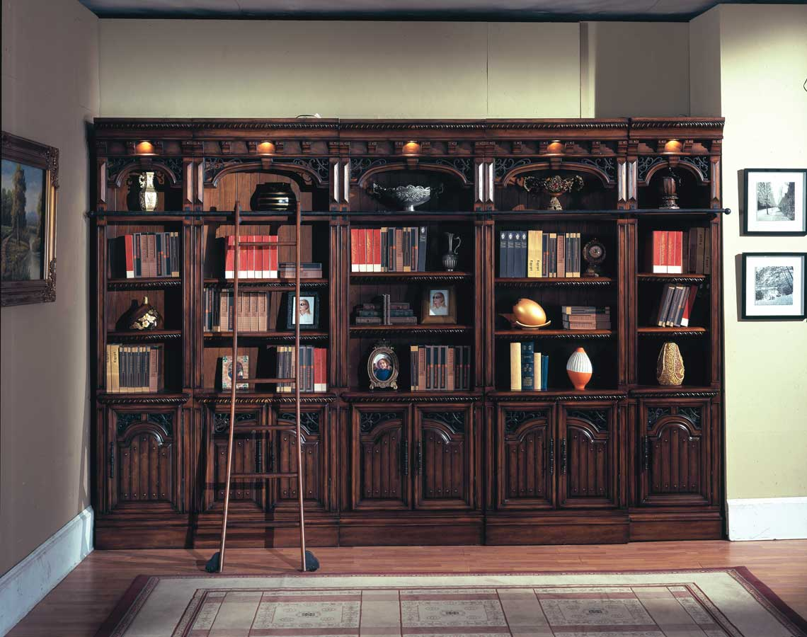 Parker House Barcelona Library Bookcases PH BAR420 430 6