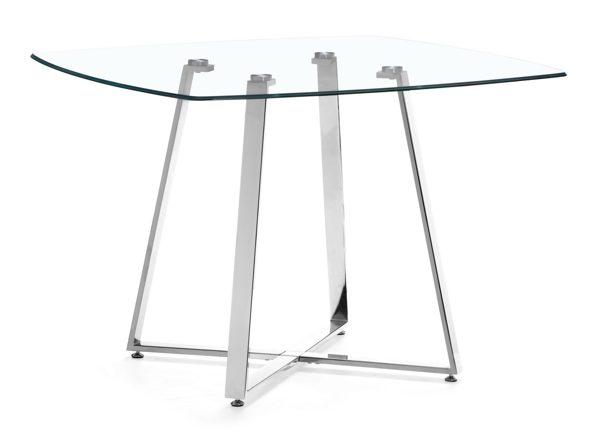 Zuo Modern Lemon Drop Dining Table Zm At Homelement