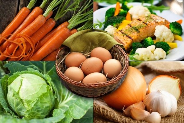 Quais alimentos melhoram a saúde dos olhos