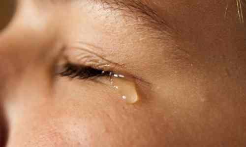 O que tem na lágrima?