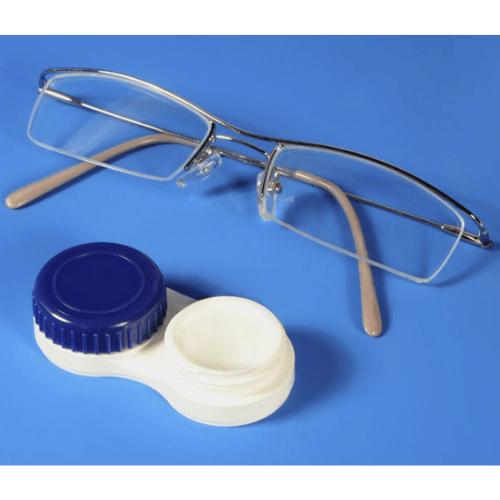 o grau das lentes de contato é o mesmo dos óculos?