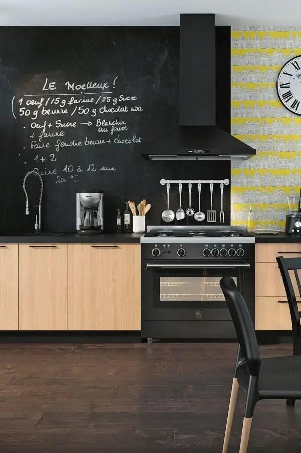 cuisine bistrot style chic et contemporain
