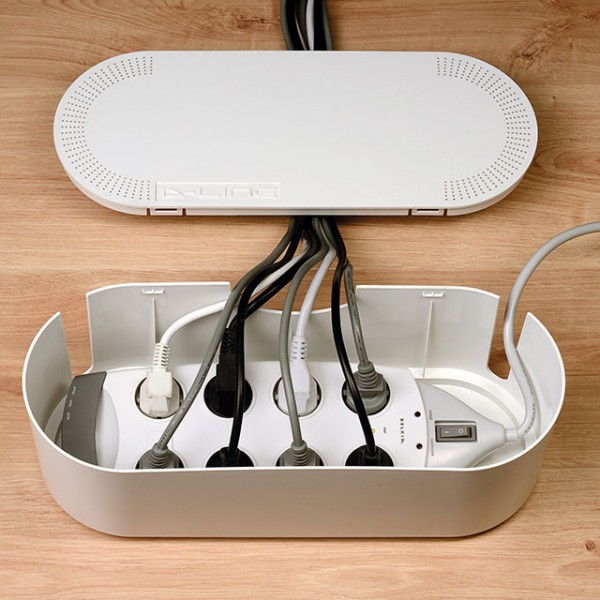 pour cacher ranger vos cables fils