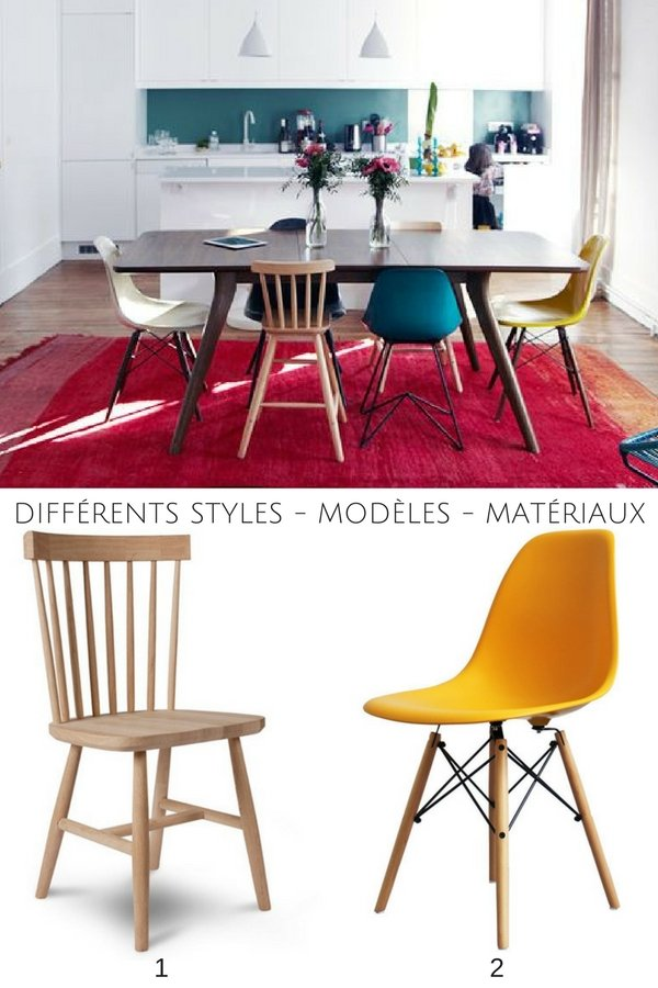 chaises depareillees 59 idees pour