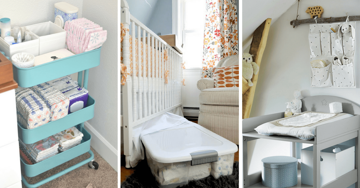 17 astuces de parents pour amenager et ranger la chambre de votre bebe sans pour pratique ou deco