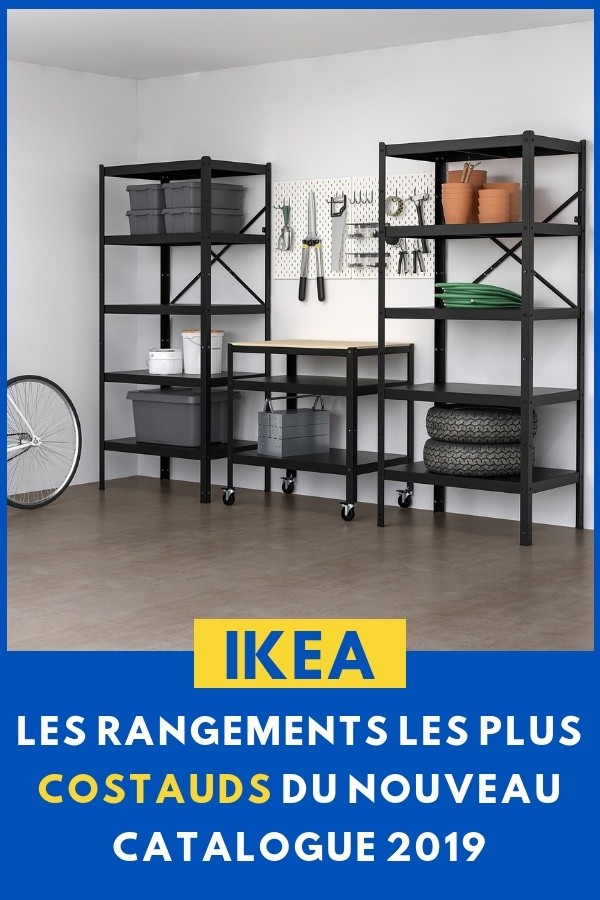 etagere rangement garage ikea venus