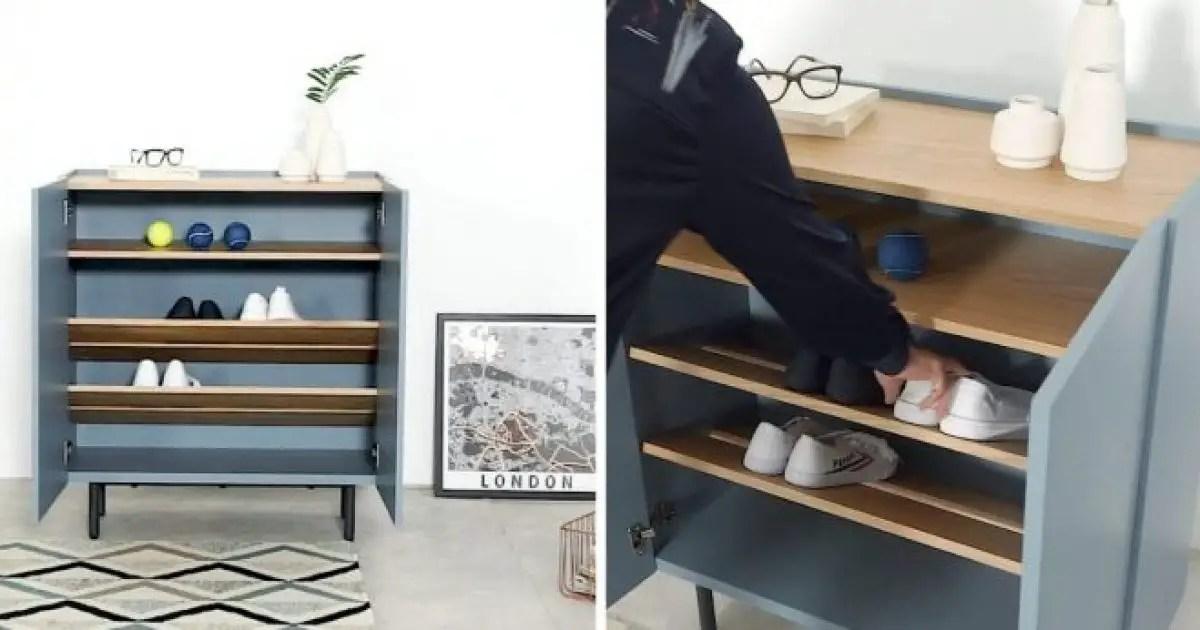 27 meubles d entree design pratiques