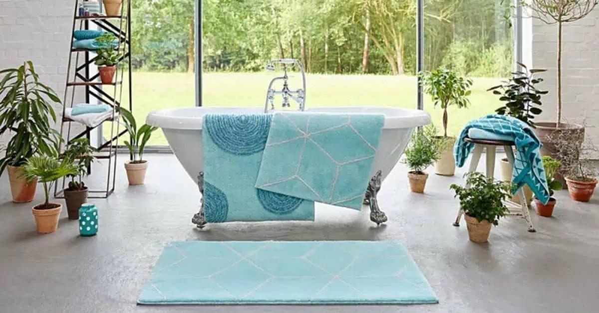 tapis salle de bain original 15