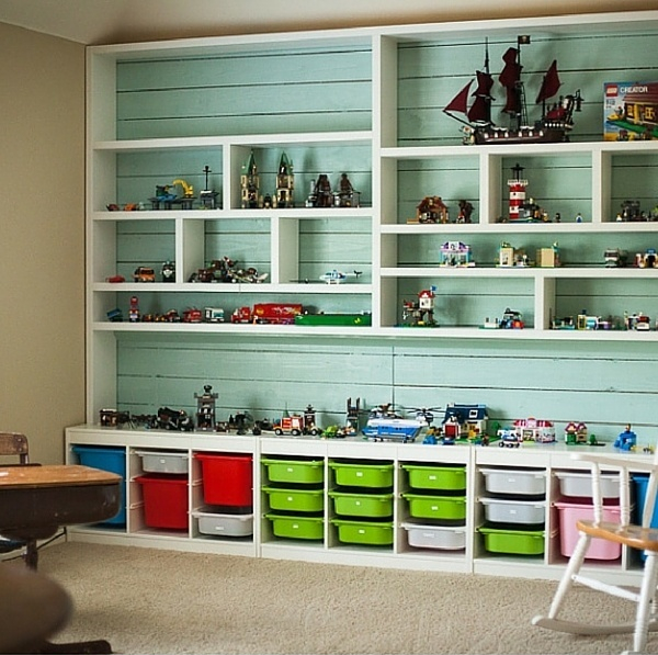 rangement des lego
